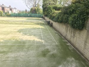 Replay Rejuvenation Process Pays Dividends At Ecclesall LTC