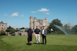 Irrigation system completes Foundation investment at Leeds Castle Golf Club
