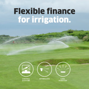 Reesink Turfcare Launches Competitive Fixed Term Finance On Irrigation