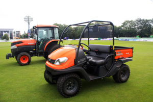 Kent County Cricket Club bowled over by Kubota UK and Lister Wilder partnership