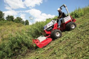 Versatile Ventrac for Carden Park, Cheshire's Country Estate