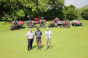 Yeovil Golf Club Invests In Two Toro Machines For Quality