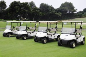 Real Club Valderrama Invests in E-Z-GO ELiTE
