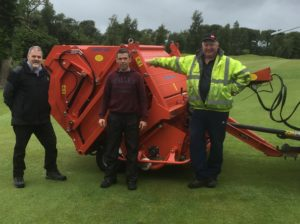Letterkenny GC welcomes first Super 500 to Donegal