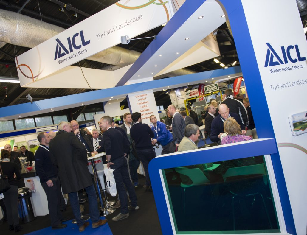ICL The Place To Be At BTME