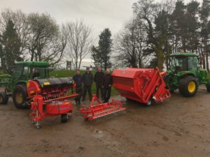 Bolton Old Links GC Chooses Four Wiedenmann UK Machines