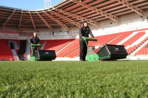 Dennis G34D Praised By Doncaster Rovers