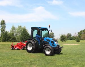 Landini Compacts Have Proven Features For Turf And Groundscare Work