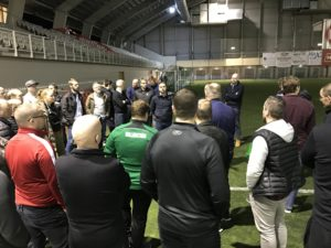 Replay Travel To Iceland To Deliver Talk On Synthetic Surfaces