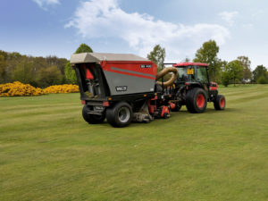 Harpenden Common GC Turn Trilo SG400 Into Multifunctional Machine