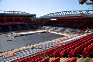 Liverpool Relay New Pitch And Drainage System
