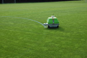 Intelligent Line Marking From Rigby Taylor