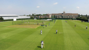 Hybrid Pitches At National Cricket Performance Centre