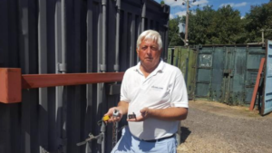 Thousands Of Pounds Worth Of Equipment Stolen