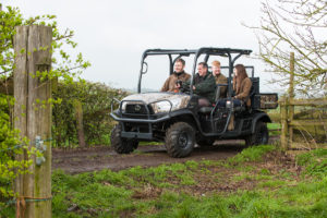 Kubota's new RTV is X-actly what you're looking for this summer