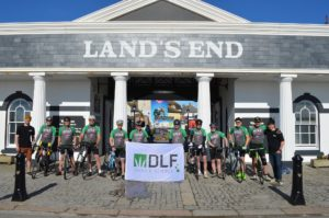 DLF Join Team To Complete More Than A Bike Ride In The Country!