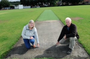 'Heartbreak' For Leeds Cricket Club As Thieves Wreck Artificial Wicket