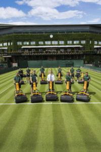 18 Cub Cadet Infinicut™ Units At Wimbledon