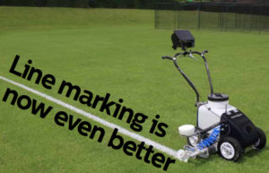 Saving Line Marking Costs Through Innovation