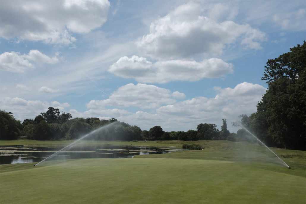 A Numbers Game At The Buckinghamshire