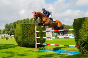 Providing Consistent Conditions To The Best Show Jumping Arena In The World