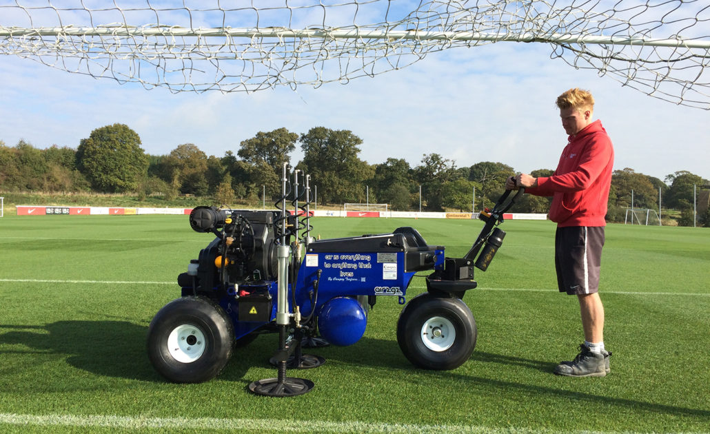 Campey Turf Care Systems Returns To Saltex 2017