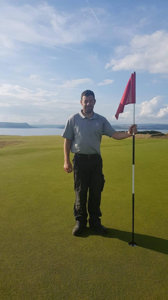 James On Course For New Role At Castle Stuart Golf Links
