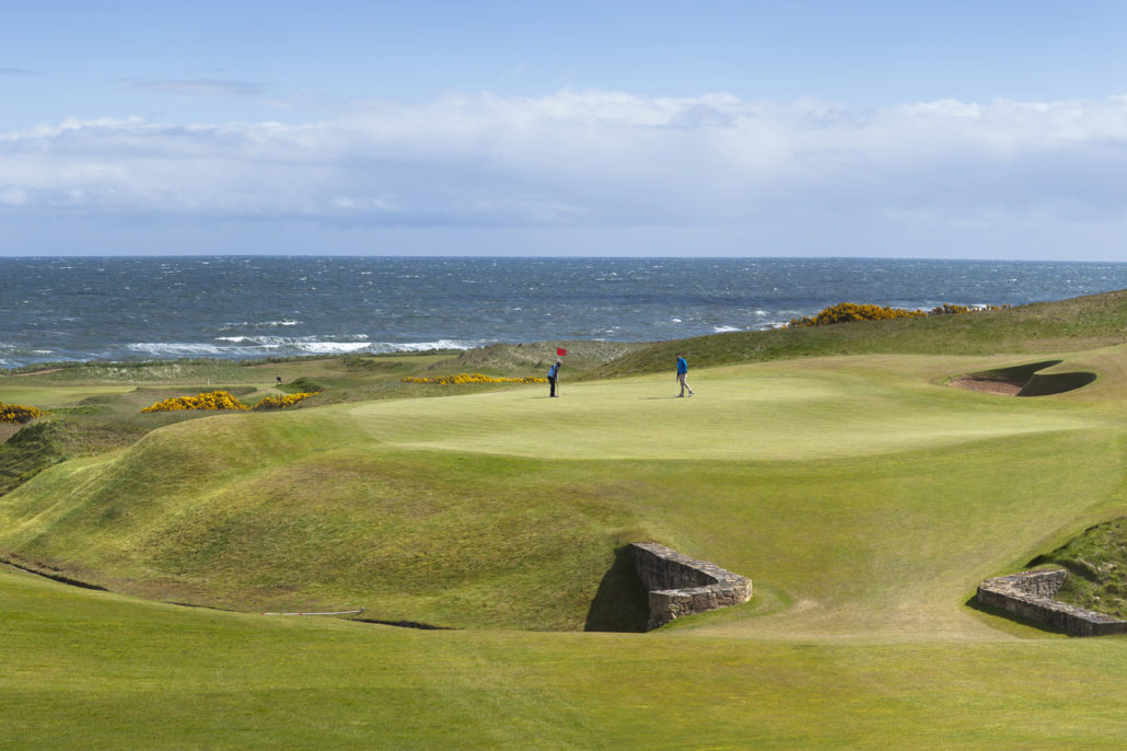 Sand Plays Major Role In Kingsbarns Summer Success