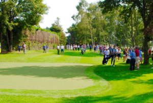 Artificial Six-Hole Course Opens At Frilford Heath