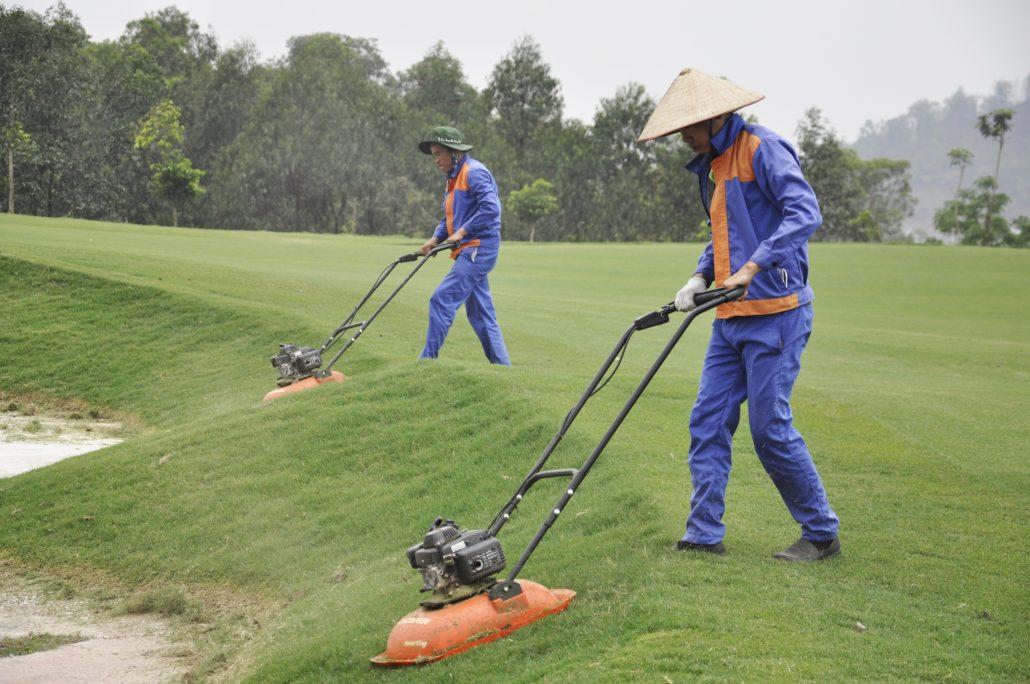 Jacobsen Equipment Chosen to Maintain Vietnam's Newest Golf Course