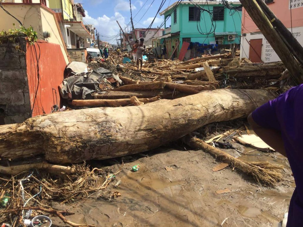 Makita UK Supports Operation Airlift Caribbean