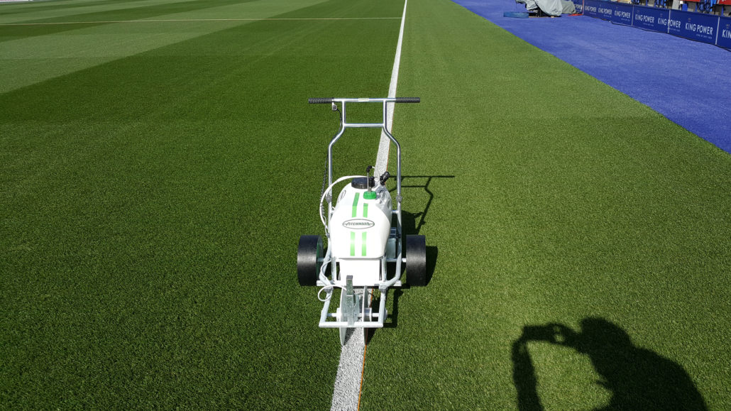 Hybrid is Pitchmark's new line