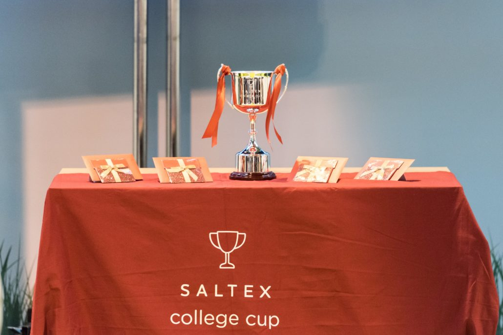 SALTEX College Cup Winners to Work at 2018 Six Nations: