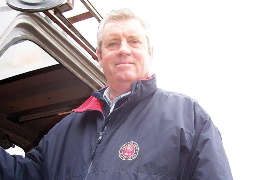 Groundsman Honoured By Lifetime Achievement Award