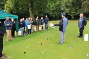 Laurence Gale Makes A Return Visit To The STRI