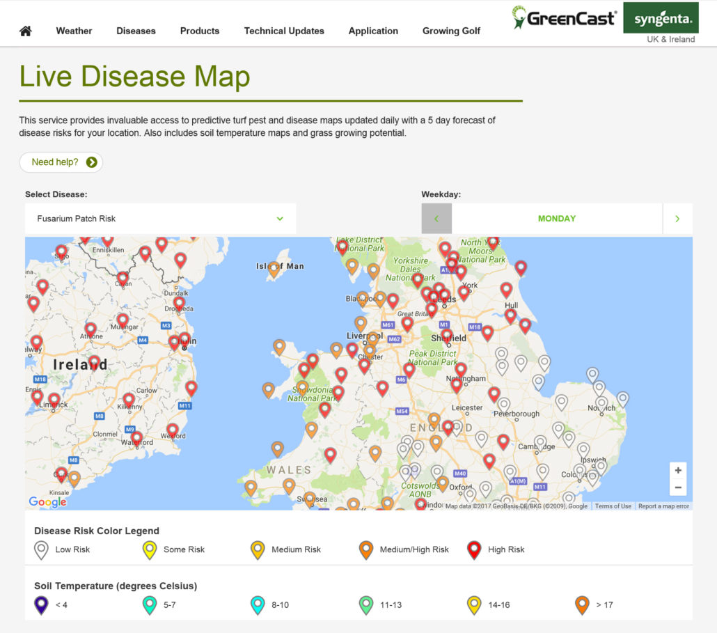 Future Of Disease Control Tracked With New Live Maps