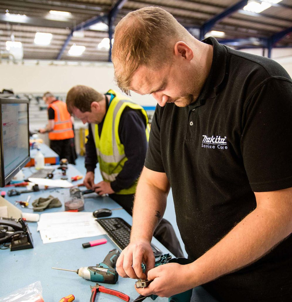 Makita's New Factory Service Centre & Academy Has National Role