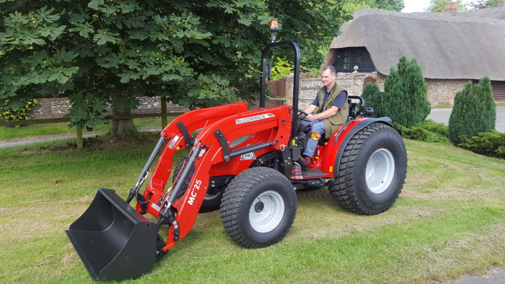 MClassic Hydraulic Loaders Introduced