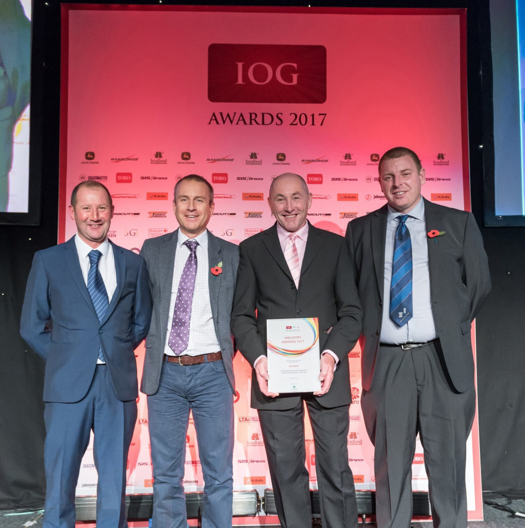 Durham CCC Groundsmen Honoured