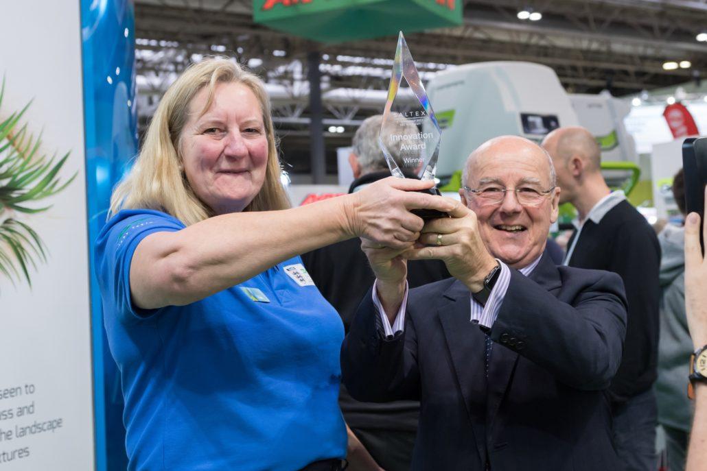 Winners Of SALTEX Innovation Award