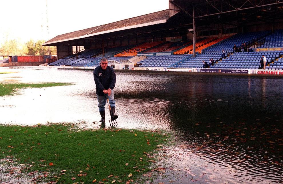 Former Shrewsbury Town groundsman passes away