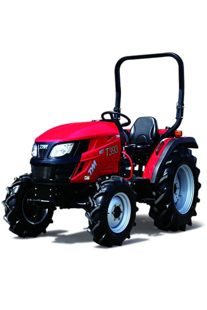 More Versatility To TYM Tractor Range
