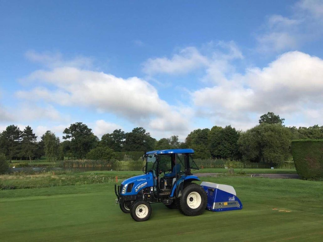 Richard Peel Groundcare Return To BTME