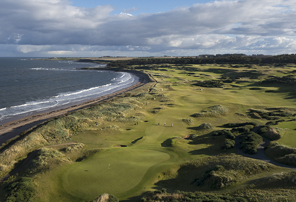 Record Breaking Year For Kingsbarns