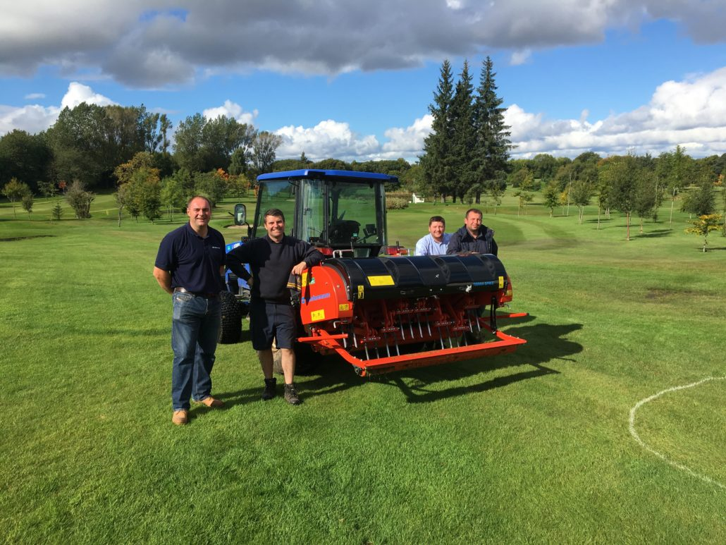 Williamwood Get Ahead With Terra Spike GXi8 HD