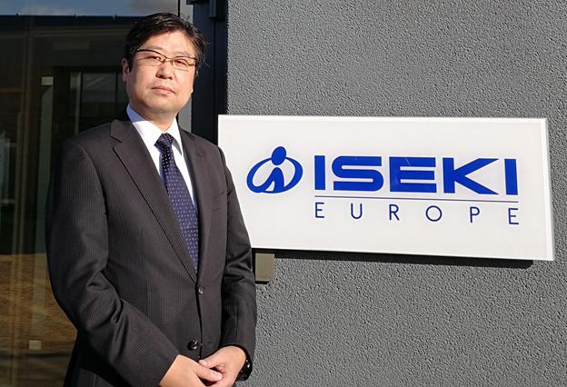 Launch Of ISEKI UK & Ireland