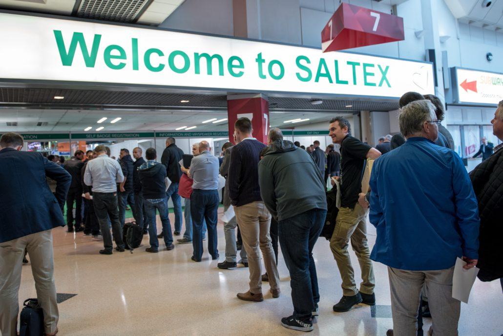 SALTEX Attendance Announced