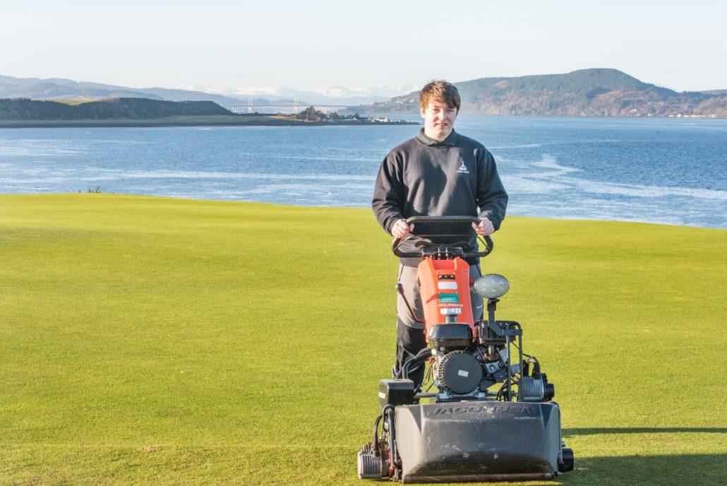 New Golf Course Apprentice