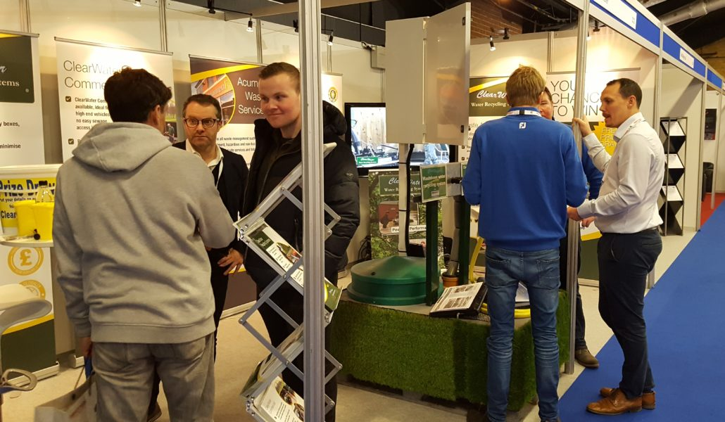 ClearWater A Hit At BTME