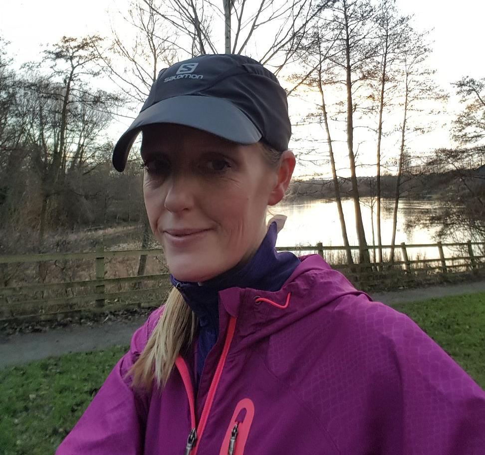 Emma's Marathon Run